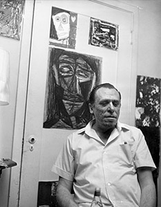 Bukowski paintings
