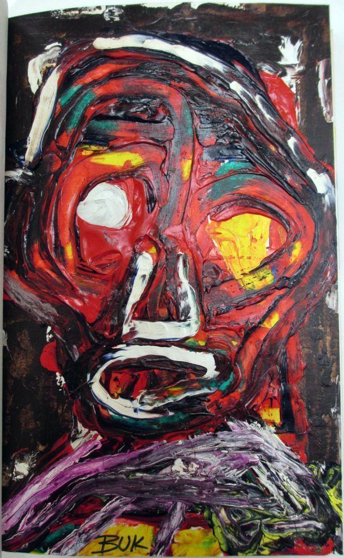 Paintings By Charles Bukowski